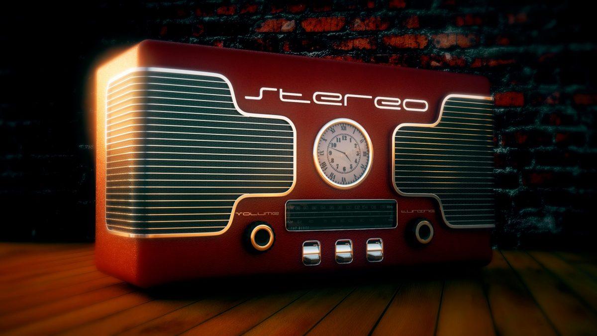 Vintage Radio Image