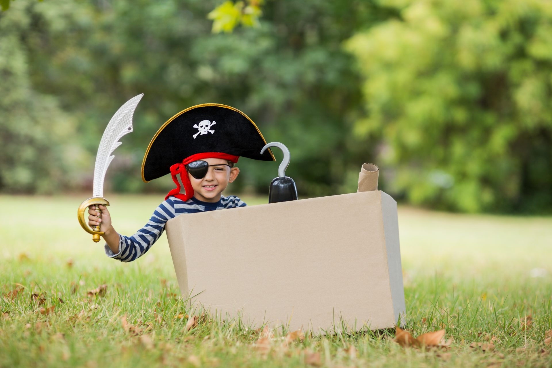Child Pirate Image