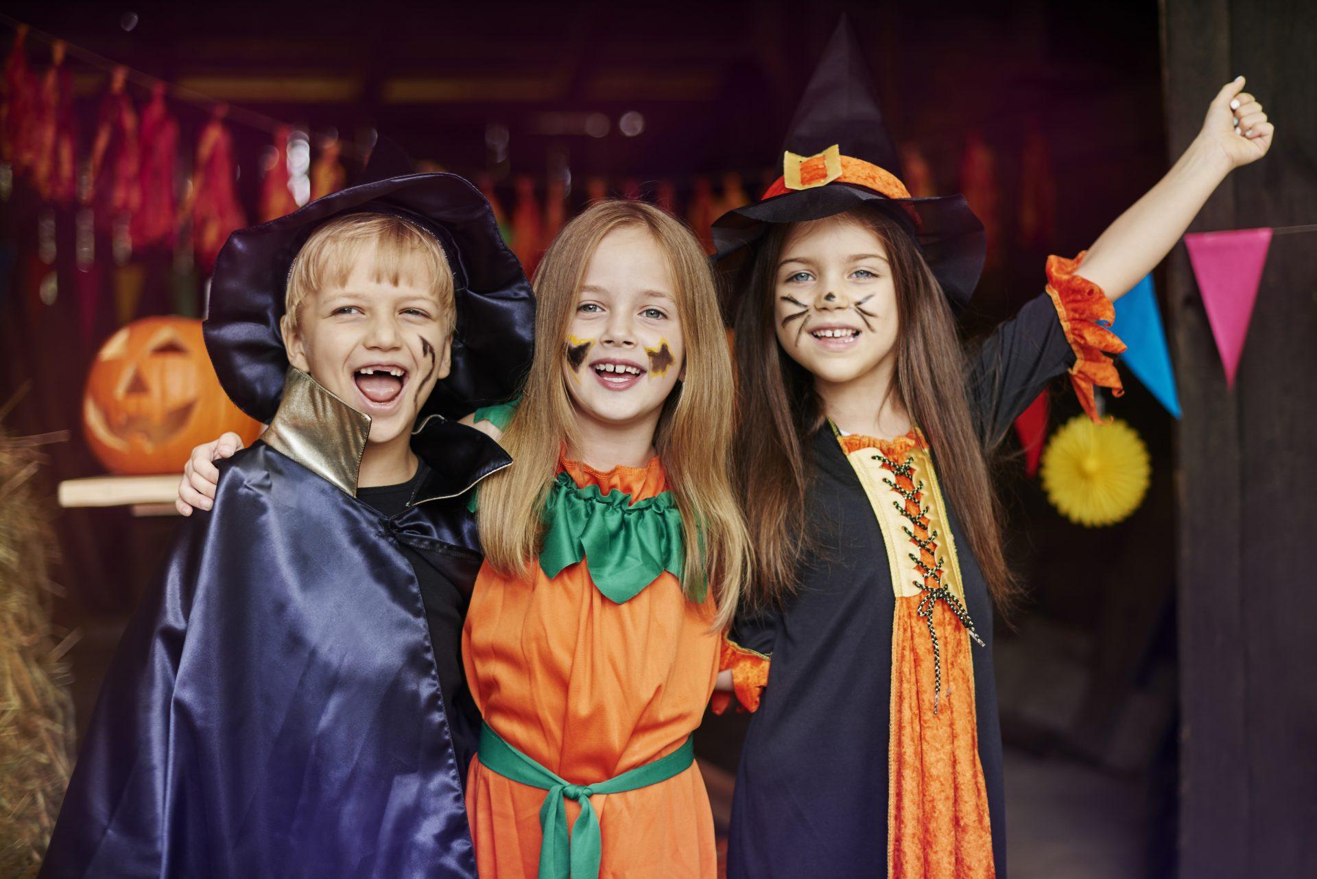 Halloween Children Image
